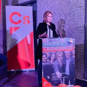 """Ciudadanos se compromete en un acto en Vegas del Genil a ser """"la voz de los granadinos"""" en el Parlamento de Andalucía"""