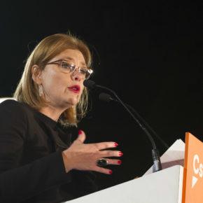 """Mar Sánchez: """"Ciudadanos sale a ganar estas elecciones para cambiar el rumbo del futuro de Andalucía"""""""