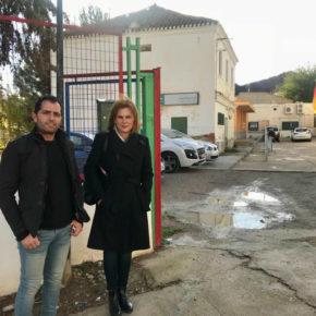 """Mar Sánchez denuncia la """"alarmante situación"""" del colegio de Graena: """"Para Susana Díaz hay niños y niñas de primera y de segunda"""""""
