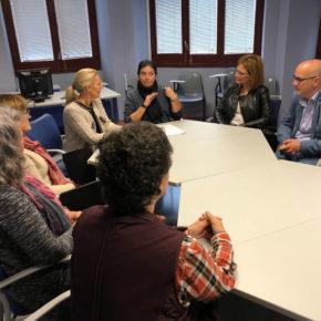 Mar Sánchez aboga por un Plan Andaluz de Accesibilidad que garantice los derechos fundamentales de las personas con discapacidad, su no discriminación y su inclusión social plena