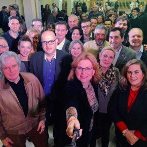 """Ciudadanos aboga por unas instituciones """"fuertes y transparentes"""" que fomenten políticas de crecimiento y desarrollo en Andalucía"""