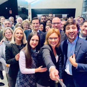 """Ciudadanos se compromete a """"luchar por los intereses de Granada"""" para sacar a la provincia del """"hastío en el que lleva inmersa desde hace años"""""""