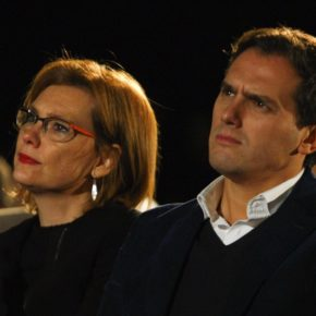 """Rivera: """"Andalucía tiene que movilizarse para vivir un sueño el domingo, no para quitar a los de los ERE y poner a los de la Gurtel"""""""