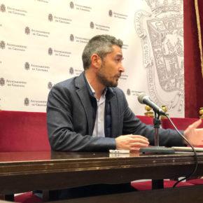 """Manuel Olivares: """"El presupuesto presentado por el equipo de gobierno pretende incluir todas las subidas de impuestos"""""""