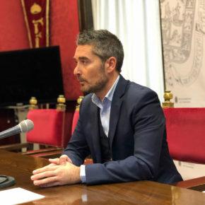 """Manuel Olivares: """"El borrador de presupuestos de Paco Cuenca sin haber cerrado el capítulo de ingresos es el mayor ridículo de un alcalde"""""""