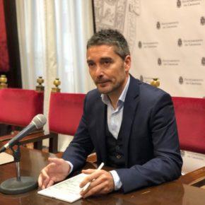 Manuel Olivares reivindica menos trabas burocráticas y entornos más favorables para garantizar la protección del comercio de barrio