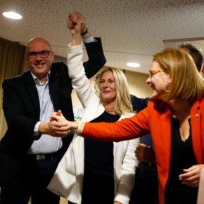 """Ciudadanos obtiene tres nuevos parlamentarios en Granada en """"una noche histórica"""""""