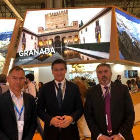 """Luis Salvador: """"Ciudadanos va a trabajar para que Granada desarrolle todo su enorme potencial turístico"""""""