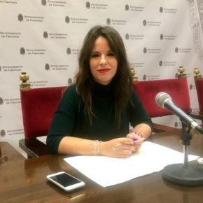 Ciudadanos pide un gran acuerdo municipal para el reparto de los fondos del Pacto de Estado contra la Violencia de Género destinados a Granada