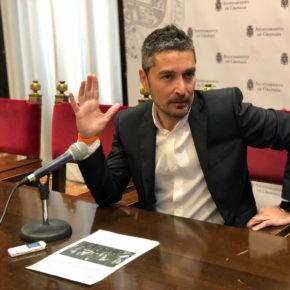 """Manuel Olivares critica el """"boicot"""" que el equipo de gobierno está haciéndole a la ciudad frenando el proyecto de Capital Europea de la Cultura 2031"""
