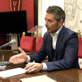Olivares lanza una propuesta para dotar de uso deportivo al recinto ferial con torneos para niños que no tengan absentismo escolar