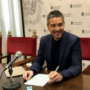 Manuel Olivares demanda una partida destinada a presupuestos participativos para los barrios