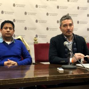 """Manuel Olivares exige a Paco Cuenca una disculpa pública por la """"irresponsabilidad"""" de recibir en nombre de Granada al embajador de Nicaragua"""