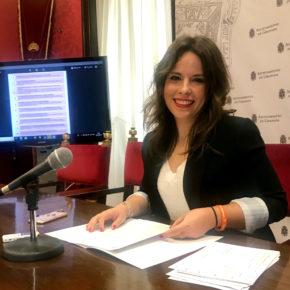 Ciudadanos propone que los contenedores de la capital sean accesibles y adaptados a las personas con discapacidad
