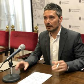 Manuel Olivares reivindica un Plan Municipal de Gestión del Patrimonio Histórico y Cultural que garantice la preservación de los espacios monumentales con una gestión sostenible