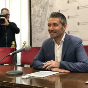 """Manuel Olivares: """"Paco Cuenca demuestra su nula preocupación por el cambio climático al desmantelar la oficina técnica de la Agenda 21 Local"""""""