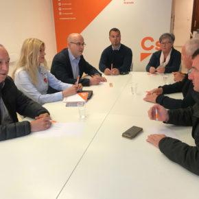 Ciudadanos lleva al Parlamento de Andalucía su compromiso para la ejecución de la carretera de Alhama