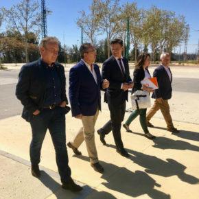 Luis Salvador aboga por buscar una solución definitiva de consenso al recinto ferial de Granada