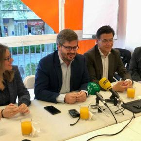"""Fran Hervías: """"Granada necesita que su voz sea escuchada con fuerza. Los tiempos del conformismo a los que nos tenían acostumbrados PP y PSOE se han acabado"""""""