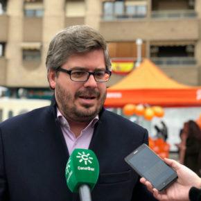 """Fran Hervías: """"El bipartidismo ha sido totalmente incapaz de alzar la voz en Madrid por esta provincia"""""""