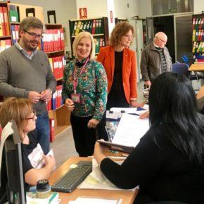 """Fran Hervías: """"Ciudadanos va a trabajar desde el gobierno de España para que el talento que se ha tenido que ir de Granada pueda regresar y seamos la tierra de oportunidades que nos merecemos ser"""""""