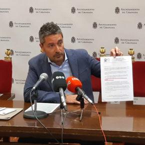 """Olivares: """"En Ciudadanos creemos en las promociones internas de los funcionarios atendiendo siempre al mérito y capacidad, no por el electoralismo desesperado de Paco Cuenca"""""""