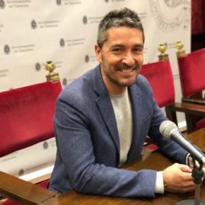 """Manuel Olivares: """"Esperamos que PSOE y PP no tengan la vergüenza de decir que apuestan por la reactivación del comercio en el Zaidín"""""""
