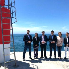 Fran Hervías garantiza el compromiso del próximo Gobierno de Ciudadanos para la construcción de las conducciones de la presa de Rules