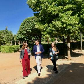 Luis Salvador apremia a adoptar medidas para combatir la contaminación y convertir a Granada en Ciudad Verde Europea