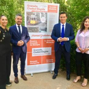 Ciudadanos propone recuperar el tranvía histórico a la Alhambra