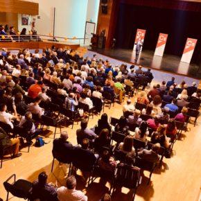 Ciudadanos presenta las 79 candidaturas con las que concurrirá a las próximas elecciones municipales en Granada