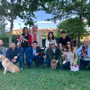 Ciudadanos aboga por campañas de concienciación para el respeto a los animales y hacer de Granada una ciudad con sacrificio cero