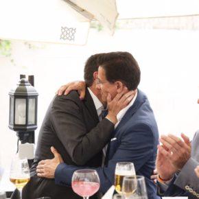 """Juan Marín: """"Ciudadanos y Luis Salvador van a hacer realidad el gran proyecto de ciudad que los granadinos se merecen"""""""