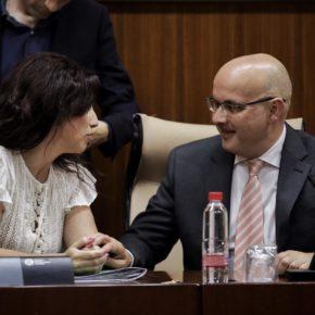 Raúl Fernández, designado presidente de la comisión de Igualdad, Políticas Sociales y Conciliación del Parlamento de Andalucía