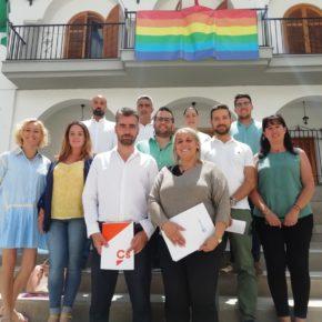 Ciudadanos formará parte del gobierno local de Las Gabias junto al PP