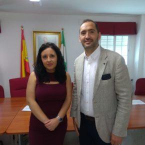 Eva María Cano (Cs), proclamada alcaldesa de Montillana con el apoyo del PSOE