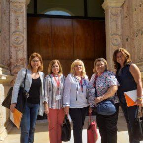 Mar Sánchez celebra la iniciativa de Educación para dignificar las condiciones laborales de las monitoras escolares
