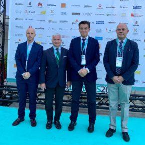 Luis Salvador destaca en la cumbre DigitalEs 2019 el potencial y los activos de Granada para atraer proyectos tecnológicos e inversiones vinculadas a la economía del conocimiento