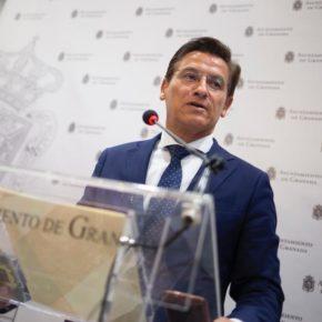 """Luis Salvador: """"España, Andalucía y Granada necesitan estabilidad y la política debe contribuir a ello en vez de ser el problema"""""""