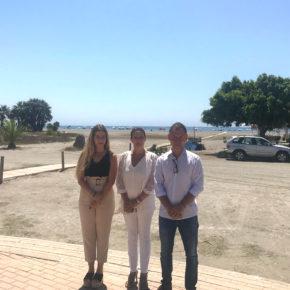 """Concha Insúa resalta en Motril la """"imprescindible"""" coordinación entre administraciones para el desarrollo socioeconómico de la ciudad"""