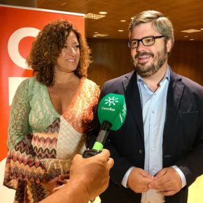 """Fran Hervías: """"El PSOE no lo ha podido hacer peor en Andalucía. Gobernaban para ellos y no para los andaluces"""""""
