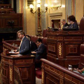 Hervías apremia a acometer las obras de las conducciones de la presa de Rules para ayudar al sector agrario de la provincia de Granada