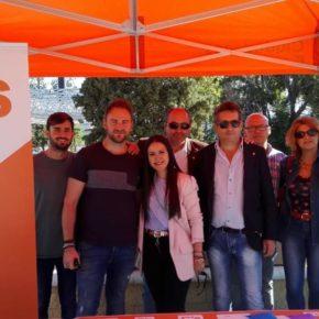Jóvenes Ciudadanos (JCs) pone en marcha en Maracena su segunda campaña de recogida de material escolar
