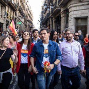 """Fran Hervías: """"Ciudadanos es el único partido que garantiza la unidad de España"""""""