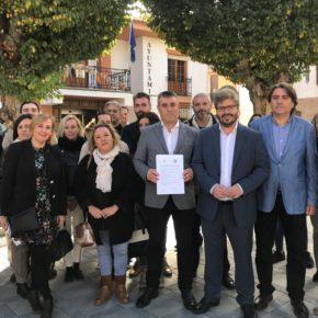 """Hervías: """"El acuerdo de gobierno de Churriana es el claro ejemplo del politiqueo del PP y PSOE"""""""