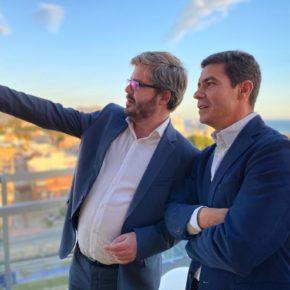 Ciudadanos garantiza el desbloqueo a nivel nacional y traslada el compromiso de sacar a Granada del olvido del bipartidismo