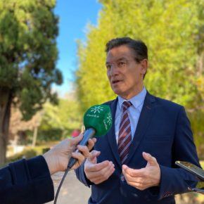 """Luis Salvador: """"La gestión económica de los gobiernos del cambio hará avanzar a Andalucía y Granada"""""""