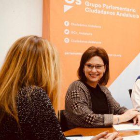 Ciudadanos resalta el impulso económico de 4,2 millones de euros para favorecer el empleo de las personas con discapacidad en Granada