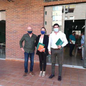 Ciudadanos incide en la defensa integral de la agricultura y la ganadería granadina para acabar con la crisis del sector