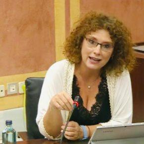 """Mar Sánchez: """"El nuevo IES de Albolote es un ejemplo del trabajo coordinado por Ciudadanos desde las distintas instituciones"""""""